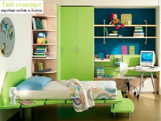 Меблі у дитячу кімнату (м.калуш)